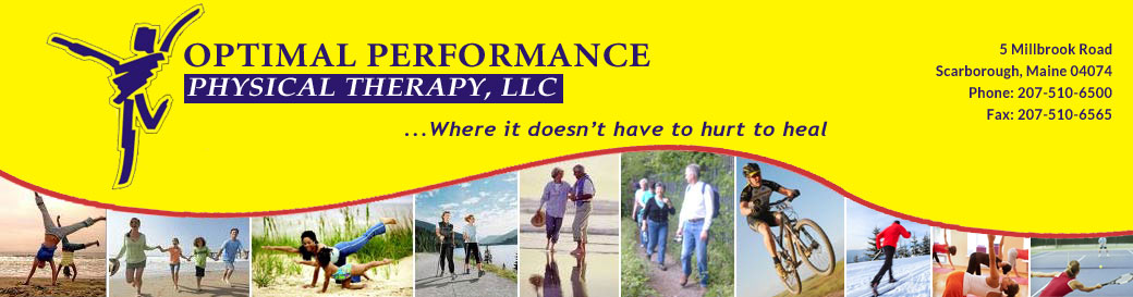Optimal Performance Physical Therapy, Scarborough, Maine